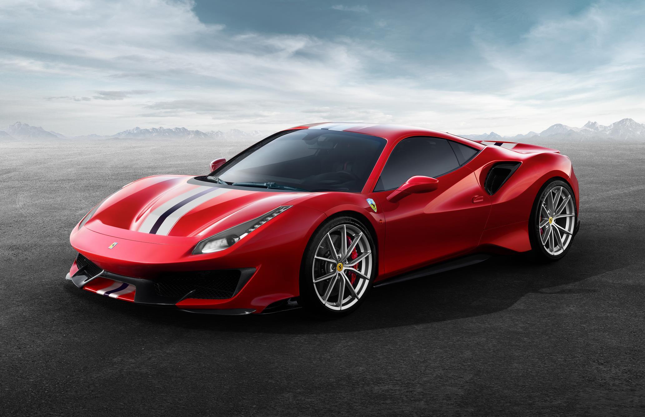 Llega El Nuevo Ferrari 488 Pista Lo Más Radical De Maranello Lifestyle Motor
