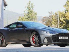 Aston Martin Superleggera