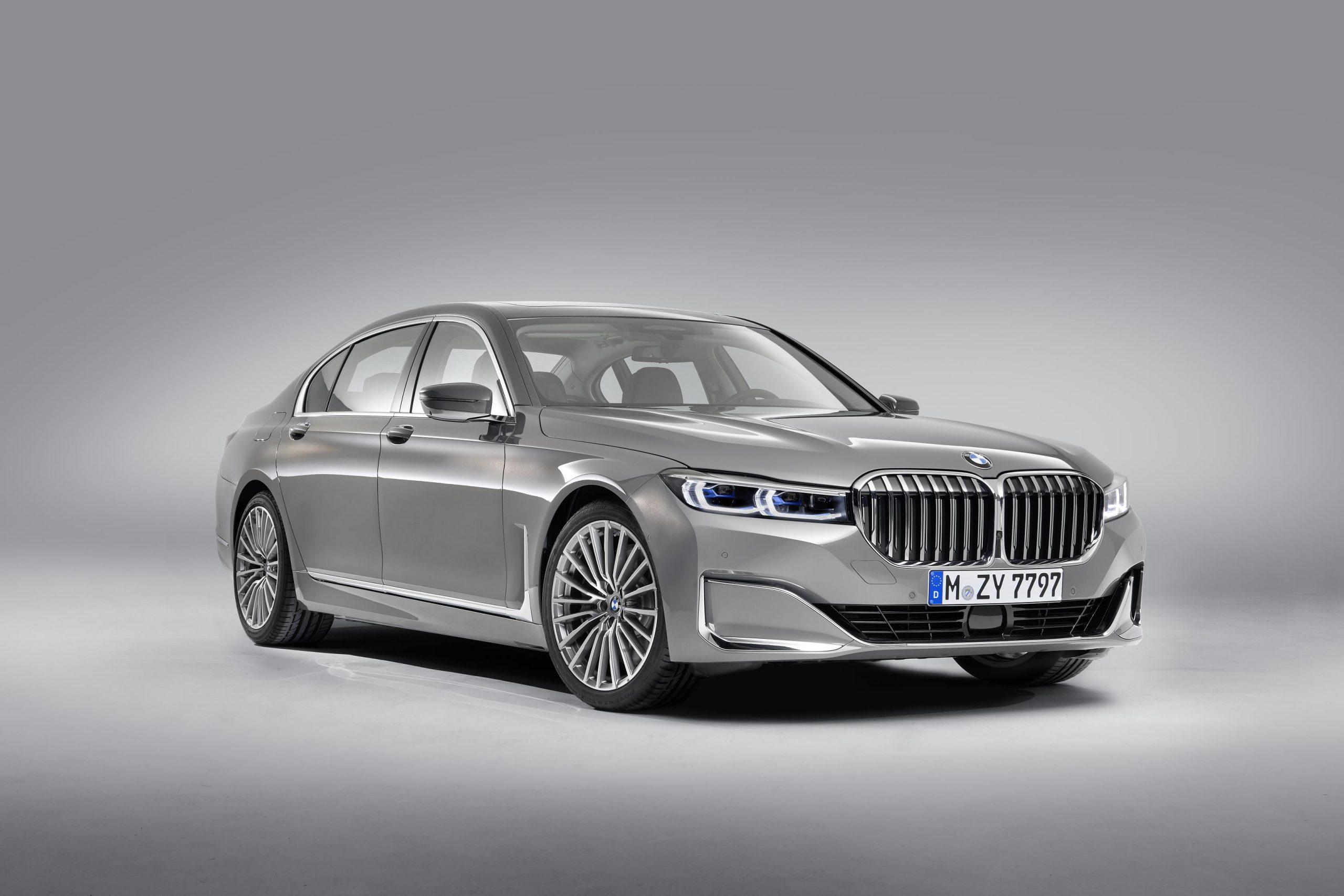 2021 BMW 750Li Xdrive Configurations